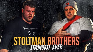 The Strongest Brothers To Ever Live : The Stoltmans Incredible Story