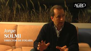 Jorge Solmi - Director de Fogaba