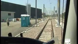preview picture of video 'Tram delle Valli mancano pochi giorni - Antenna 2 TV 16/04/09'