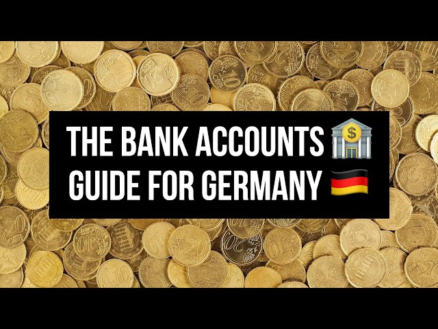 The Bank Accounts Guide for Germany 🏦🇩🇪
