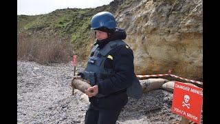 В Николаевской области возле острова Березань нашли 32 артснаряда