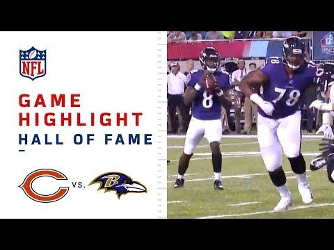 079c27cab Lamar Jackson to Hayden Hurst  Ravens Rookies Connect on 1st NFL TD vs.  Bears