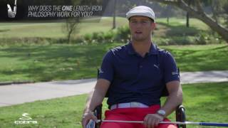 Bryson DeChambeau Talks F7 One Length Irons