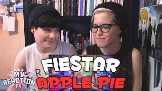 FIESTAR (피에스타) - APPLE PIE ★ MV REACTION
