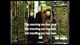 Beady Eye - The Morning Sun (Lyrics)