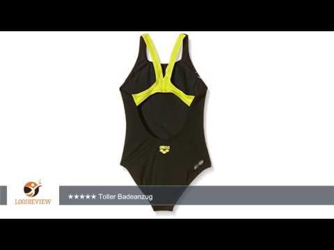 arena Mädchen Badeanzug Jumping | Erfahrungsbericht/Review/Test