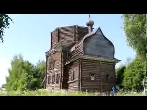 Соборная площадь владимир церковь