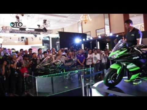 Peluncuran Kawasaki Ninja 650 l Oto.com