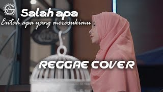 Download lagu Salah Apa Reggae By Jovita Aurel Mp3