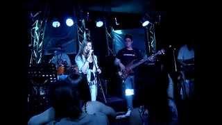 ROCKSULI Debrecen Koncert 2014. 06. 07 Time Is a Jailer - Anouk cover