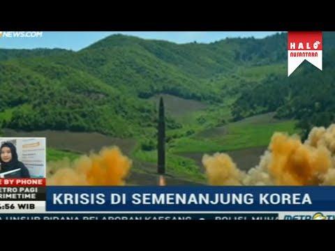 MEMANAS!! Lagi Lagi KOREA UTARA Luncurkan RUDAL BALISTIK ANTAR BENUA - BERITA TERBARU