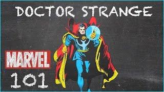 Master of the Mystic Arts - Doctor Strange