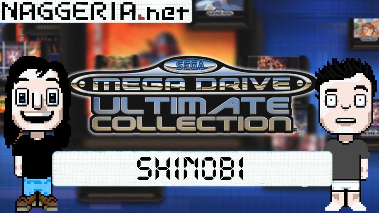 Spiele-Ma-Mo: Shinobi (Sega Mega Drive Ultimate Collection – Xbox 360)