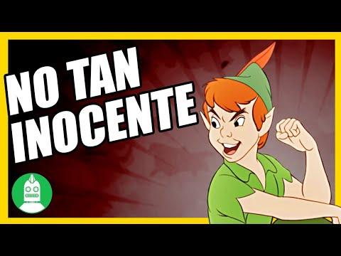 Peter Pan y sus oscuros secretos (Atómico #207) en Átomo Network