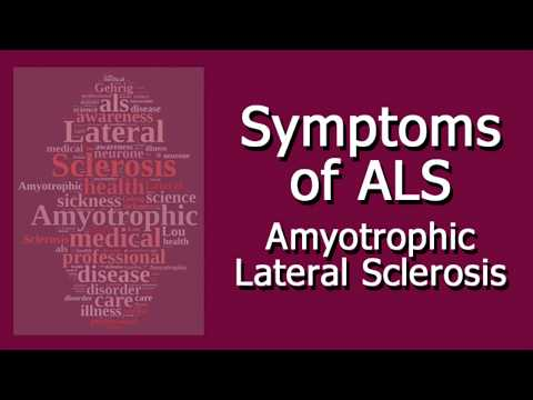 Video Symptoms of ALS