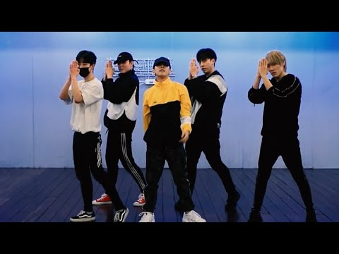 ROH TAEHYUN - LOVE LOCK[DANCE PRACTICE MIRRORED]