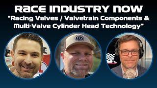 """Racing Valves & Multi-Valve Cylinder Head Tech"" by Ferrea"
