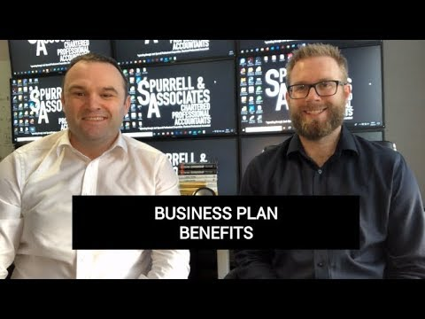 Edmonton Business Consultant | Business Plan Benefits