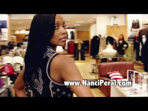 Nanci Peral Inside West Coast Leather in San Francisco