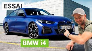 Essai BMW i4 M50 : il va y avoir du sport !