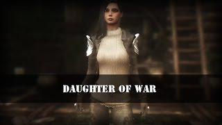 TES 5: Skyrim | Доспехи Дочь войны