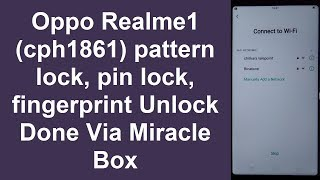 oppo a3s hard reset miracle box - Kênh video giải trí dành
