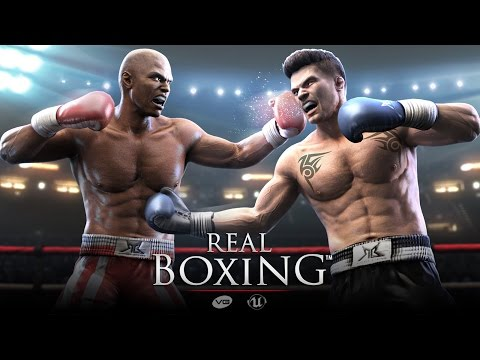Video of Real Boxing