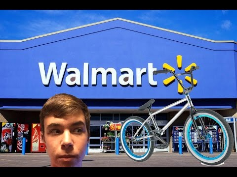 BUYING A WALMART BMX BIKE