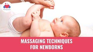 Tips On Baby Massage   Newborn Massage Techniques   S01   E22