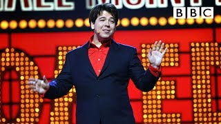 How the Kilt was designed to be opposite to the English! | Michael McIntyre's Comedy Roadshow - BBC