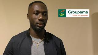 "Interview Michel Gaye - Meilleur Buteur N3 Groupama ""phase aller"""