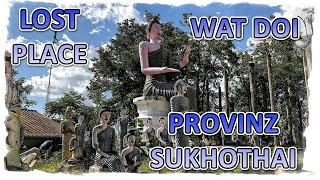 preview picture of video 'Thailand - Lost Place Provinz Sukhothai VLOG#6'