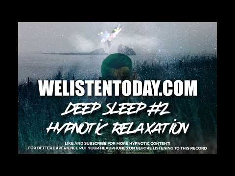 Deep Sleep p2 - Hypnotic Relaxation (Hypnotherapy treatment for Insomnia)