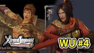 Gan Ning & Ling Tong! -  Dynassty Warriors 8 Kehancuran WU (5)
