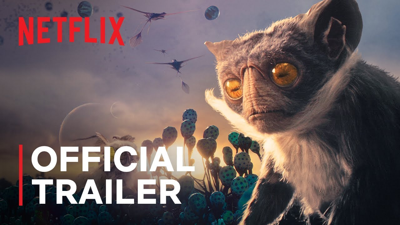 Alien Worlds Season 1 | Official Trailer | Netflix