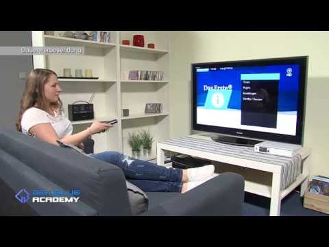 Gigablue Academy: Plugins HbbTV, Opera Webbrowser, YouTube TV, XBMC Wetter