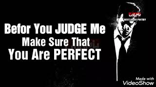 Best status for whatsapp  Judge   Most viral Quotes In English   quotes that will make you cry