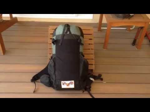 ULA CDT Ultralight Backpack Review (Post Hike)