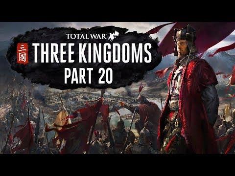 Total War: Three Kingdoms - Part 20 - The Pursuit of Lü Bu