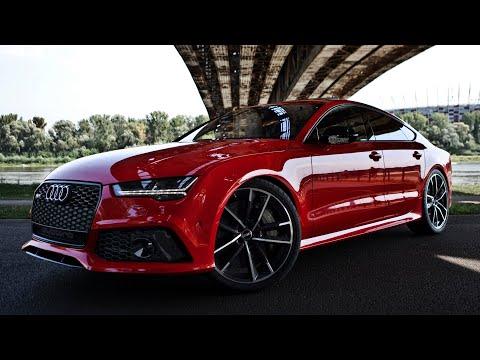Audi  RS7 Performance Лифтбек класса A - рекламное видео 3