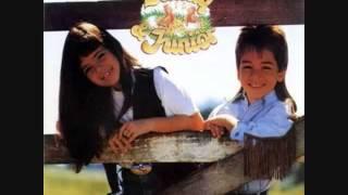 02.Casamento Natural (Participação De Chitãozinho  Xororó )  - Sandy E Junior  - 1991