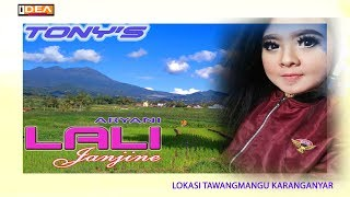 LANGGAM LALI JANJINE // VOC. ARYANI // TONY'S ELECTONE