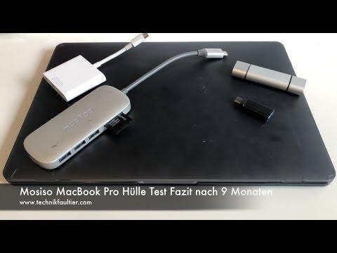 Mosiso MacBook Pro Hülle Test Fazit nach 9 Monaten