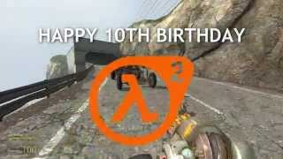 Half Life 2 is 10 Years Old.....