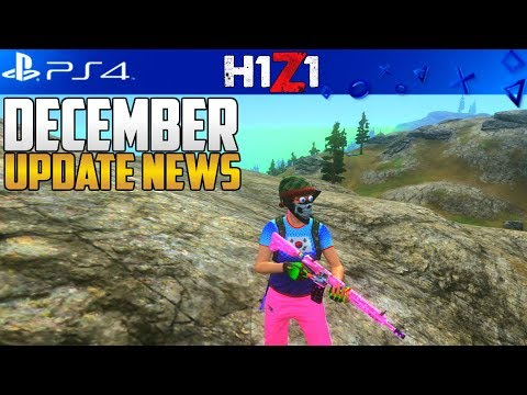 H1Z1 PRESEASON 3 LOOKING GOOD!! Live Update, New Additions