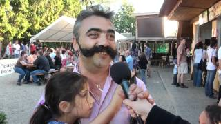 preview picture of video 'Open Air im Orient-Express Biergarten 2012 in Aichach'