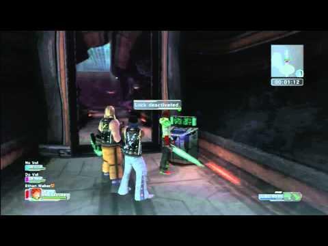 Видео № 0 из игры Phantasy Star Universe [X360]
