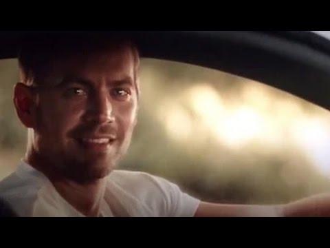 Paul Walker emotional tribute.Goodbye - See You Again - Fast & Furious 7