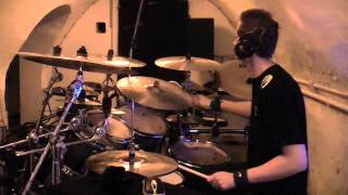 Dream Theater - Just Let Me Breathe | DRUMCOVER by Mathias Biehl