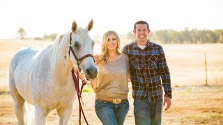 Stone Barn Ranch Engagement Photography Session